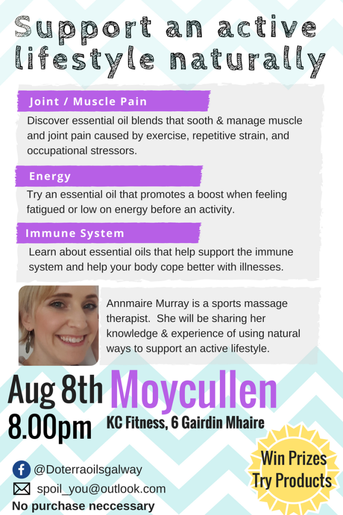 Sport Injury Moycullen